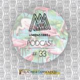 Episode #33 - KILLA CAM & OUANOUNOU [Monstart Crew Podcast]