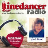 Love2Line Show with Suzi Beau 13/11/19 Linedancer app featuring Teaching Survey