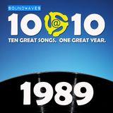 Soundwaves 10@10 #198: 1989