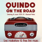 Quindo On The Road 16 maart 2013 - 't Arsenaal - Off The Record 3/3