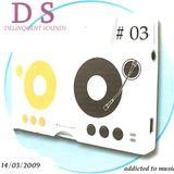 Marcus Dux - D.S. #03 - 14/03/2009