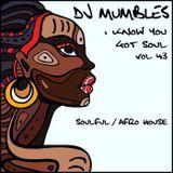 DJ Mumbles - I Know You Got Soul Vol. 43 (Soulful/Afro House)
