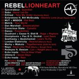Rebellion - Lionheart [Liquid Drum + Bass Mix 2011]