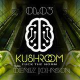 Deniz Johnson  @ KUSHROOM (Lille, Fr)