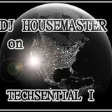 Dj Housemaster Planets of Music - Techsential I (..move and feel the Energy of the best tech tracks)