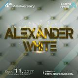 DJ Alexander White Pres. The Essence Of Trance Vol # 162 (4th Anniversary of Tempo Radio)