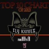 TOP 10 Chart of 2013 pt.1of10 (100to91)