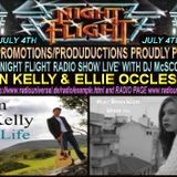 The Nightflight Radio Show with DJ McScotty from 4th July 2014