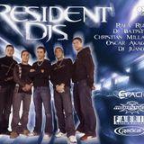 Resident DJ's J Batiste (Manssion) - DJ Rafa Ruiz (Spacio)