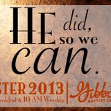 He Did So We Can - Audio