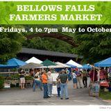 The Farmer's Market, Bellows Falls, Vt