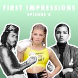 First Impressions Podcast - Episode 4