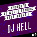 DJ Hell at Club Bonsoir - Bern [January 11, 2013]