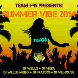 TEAM I-95 Presents: SUMMER VIBE 2014 [FREE DOWNLOAD]