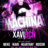 Noison - Machina with Xavi BCN @ Nightclub Mixei, Tampere, Finland (LIVE Recording)