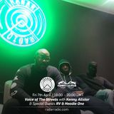Voice of The Streets w/ Kenny Allstar & RV + Headie One - 7th April 2017