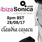 Trackitdown presents Claudia Cazacu on Ibiza Sonica 28.08.17