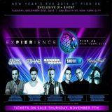 Sander van Doorn - Live at Experience NYE Pier36 (New York) – 31.12.2013