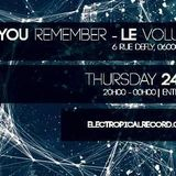 2015-09-24 Karl Riter DJ Set @ Le Volume