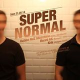 HERVE AK mix SUPERNORMAL DV1 2014