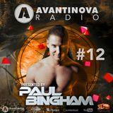 AVANTINOVA RADIO #12