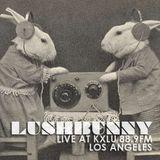 Lushbunny Live at KXLU 88.9FM - Los Angeles