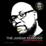The JettSett Session Episode 3 - Drum N Bass 2014