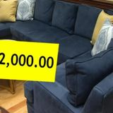 The Curious Case of the $32,000 Couch