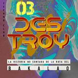Valencia Destroy 03 Modernidad @ Podium Podcast (La historia no contada de la Ruta)
