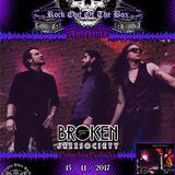 Programa Rock Out Of The Box - #09 - Entrevista com a banda Broken Jazz Society (15.11.2017)