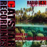 CATSTAR RECORDINGS RADIO SHOW 145