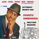 THE FOURTH DIMENSION LIVE FROM THE DECKS PART 1 MARCH 10TH 2018