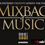 May 12th Mixbag of Music with DJ Niceness in the mix on Floradio