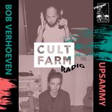 Cultfarm Radio ft. Bob Verhoeven & upsammy 03 Januari 2017 Stranded FM