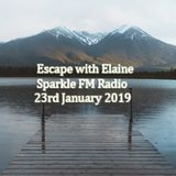 Escape with Elaine Sparkle FM Amsterdam 23rd January 2019
