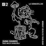 Gong Sounds w/ PRMTVO & Capablanca - 16th September 2019
