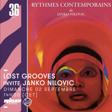 Lost Grooves Radio Show #47 Rinse Fr (special guests Janko Nilovic & Dipiz)