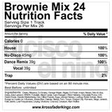 Brownie Mix 24