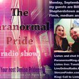 The Paranormal Pride-Bill Hartley and Karissa Fleck - 9-18-17