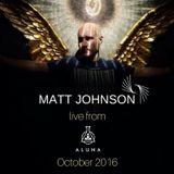 NCS Resident's Mix: Matt Johnson live from Aluna, October 2016.