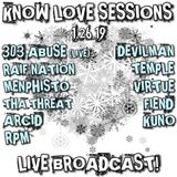 MENPHISTO ON KNOW LOVE SESSIONS EP 4