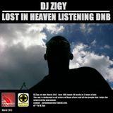 DjZigy Podcast # 54 -Lost in heaven listening DNB Setmix  March 2012
