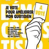 Menu Etudiant - Débat autours des éléctions de représentants auprés du CROUS