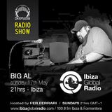 (May 2015) DeepClass Radio Show / Ibiza Global Radio - Guest Big Al, Hosted by Fer Ferrari