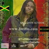 JA to UK Sheldon Senior MEETS ~ Naffi-i ROCKERS & DUB SHOW