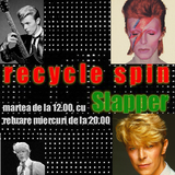 """Recycle Spin #14 cu Slapper: """"David Bowie - Sound and Vision"""", 12 ianuarie 2016"""