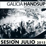 Sesión Xullo 2015 Galicia Hands Up!, Mixed By Aessi