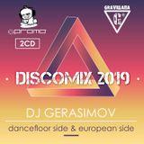 DISCOMIX 2019 | DANCEFLOOR SIDE / CD1