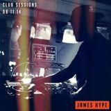 Club Sessions 08 11 14