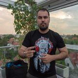 Bogdan Vix closing set @>>SkyBar Rooftop party<< 08.06.2019